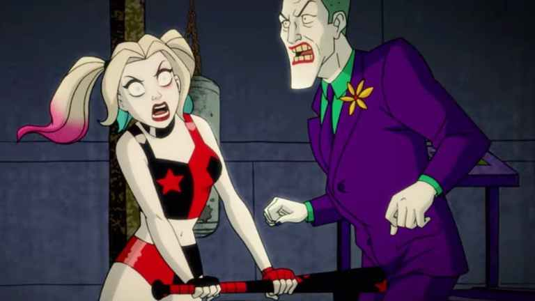 Harley Quinn Animated Series on DC Universe