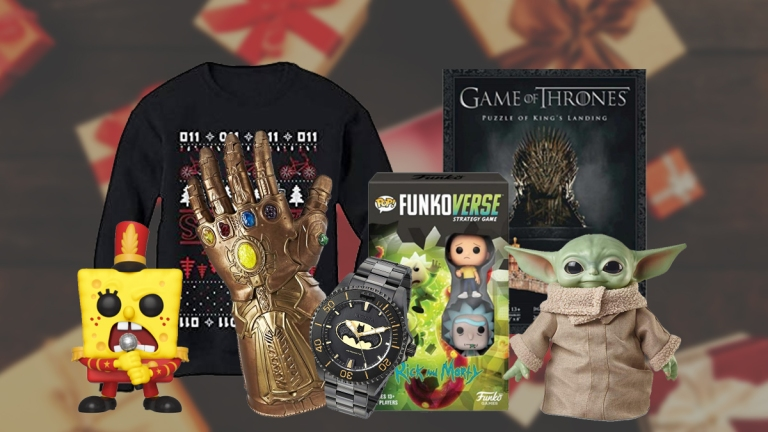 Holiday Geeky Gifts Recommendations