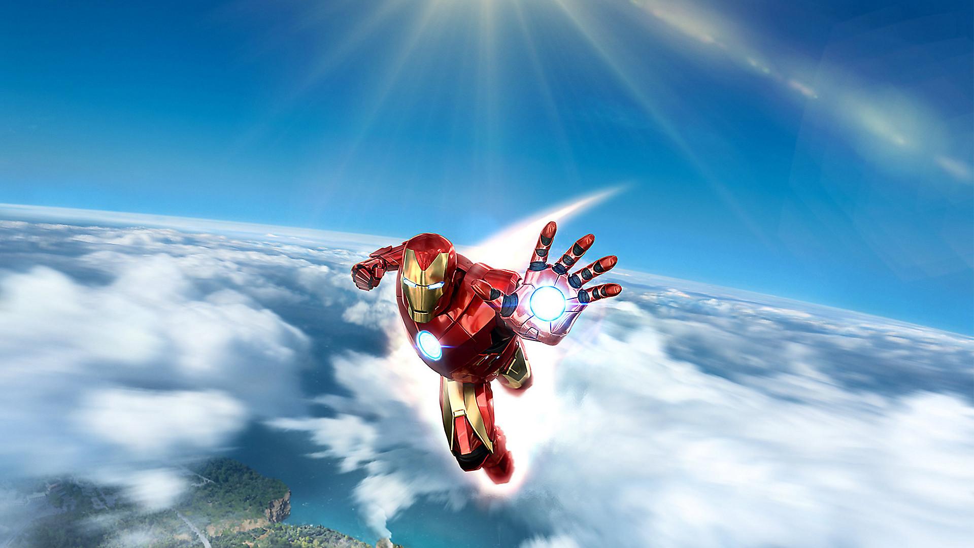 Iron Man VR