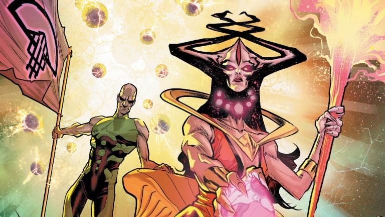 Justice League #37 Preview