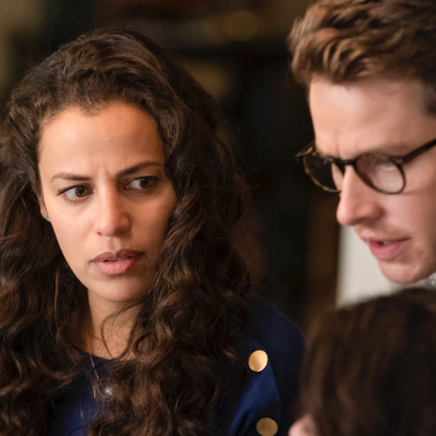 Grace and Ben in Manifest