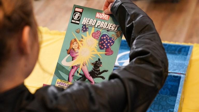 Lorelei on Marvel's Hero Project