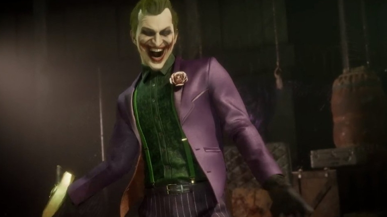 Mortal Kombat 11: Joker