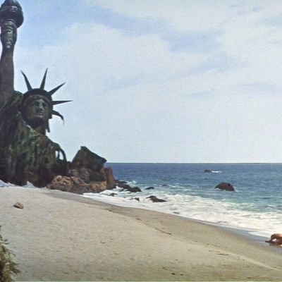 Planet of the Apes - Ending Scene