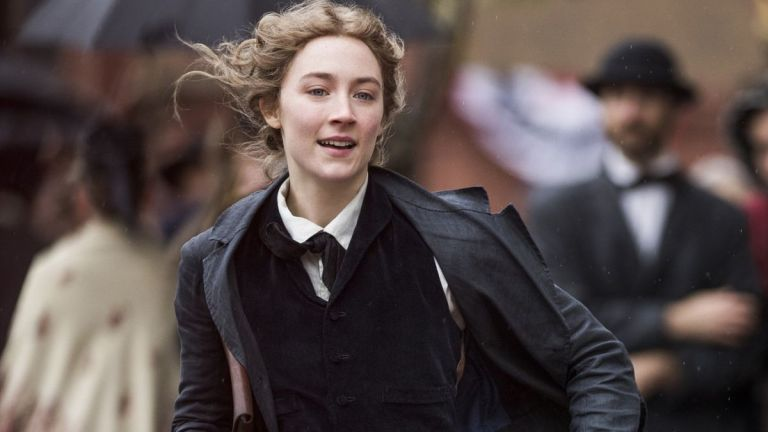 Saoirse Ronan in Little Women Ending Explained