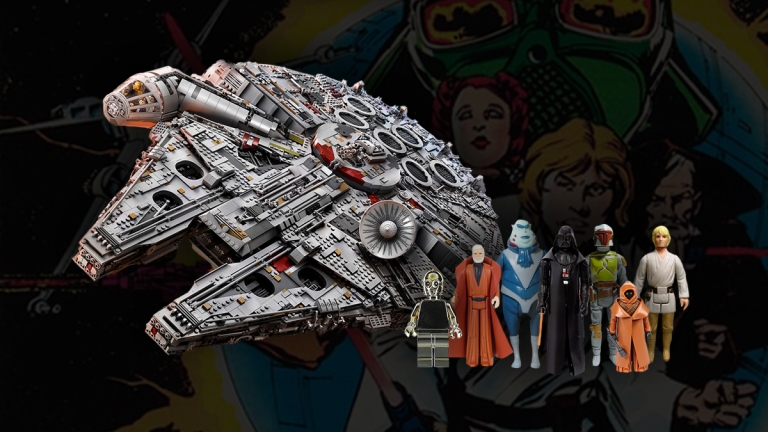 The Rarest Most Expensive And Coveted Star Wars Collectibles In The Galaxy Den Of Geek