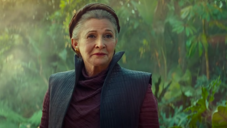 Star Wars: Leia Facts