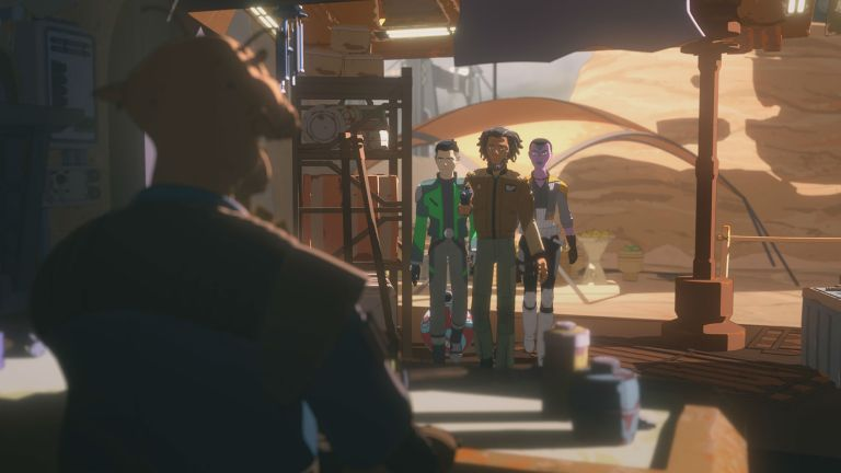 Star Wars Resistance Season 2 Episode 12 The Missing Agent