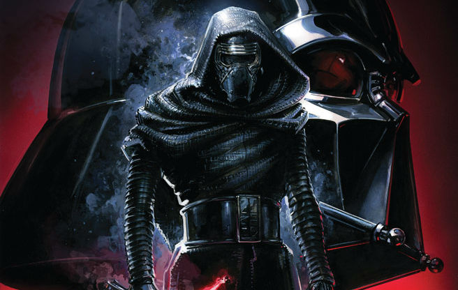 Star Wars: The Rise of Kylo Ren Spoilers
