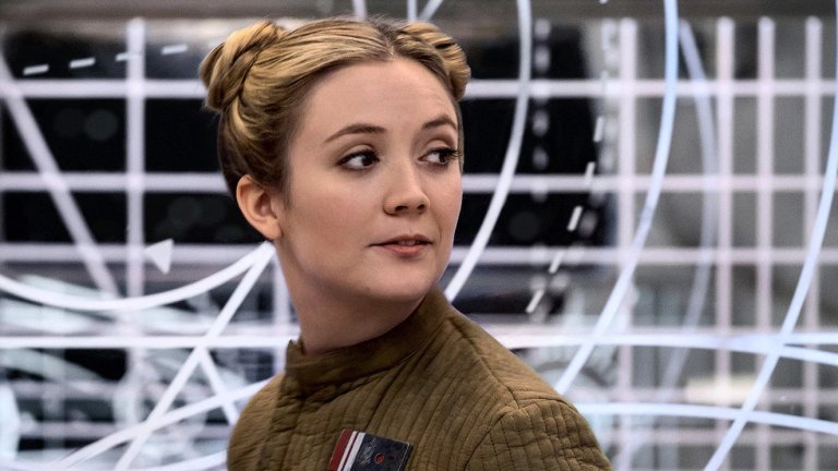 Star Wars The Rise Of Skywalker Who Is Billie Lourd S Character Den Of Geek