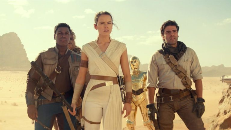 Star Wars: The Rise of Skywalker Post Credits