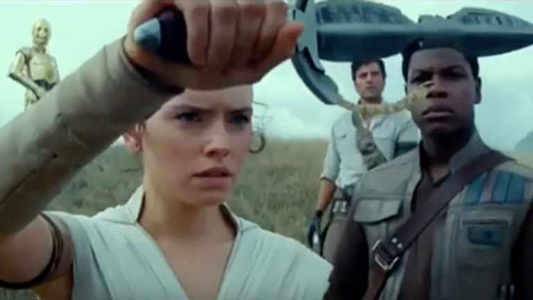 Star Wars: The Rise of Skywalker Sith Dagger