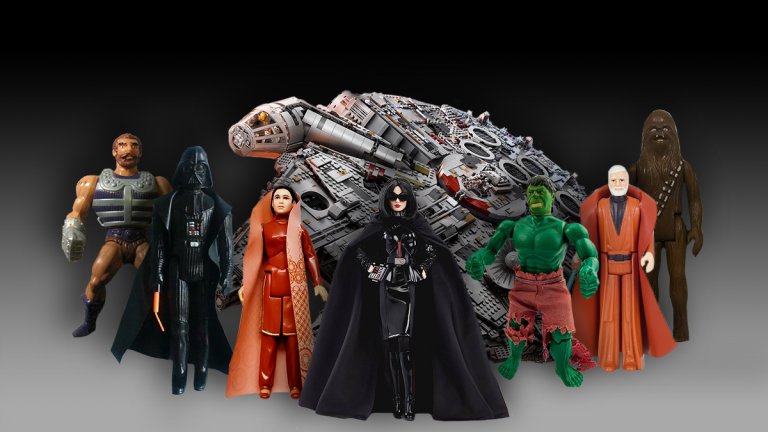 How Star Wars Changed the Toy Industry