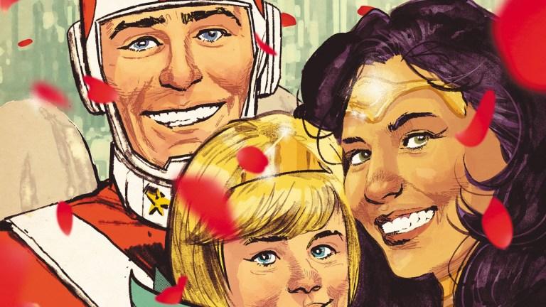 Adam Strange in DC's Strange Adventures