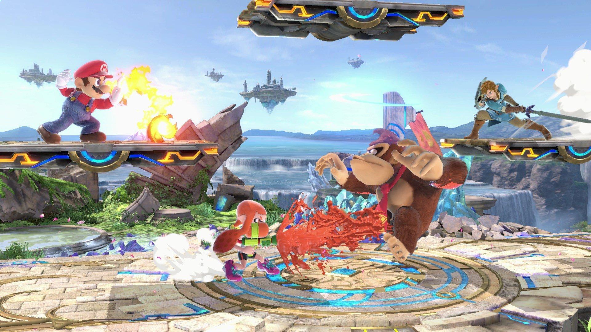 Super Smash Bros Ultimate News Reviews Den Of Geek