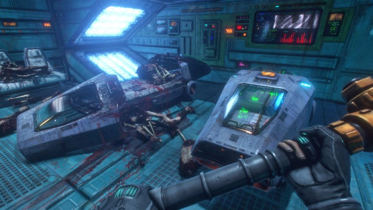 System Shock Steam Game Awards Game Feestival
