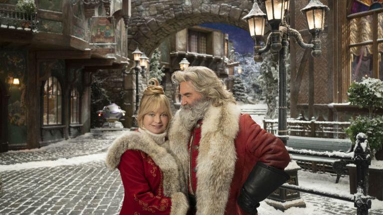 The Christmas Chronicles 2 Kurt Russell