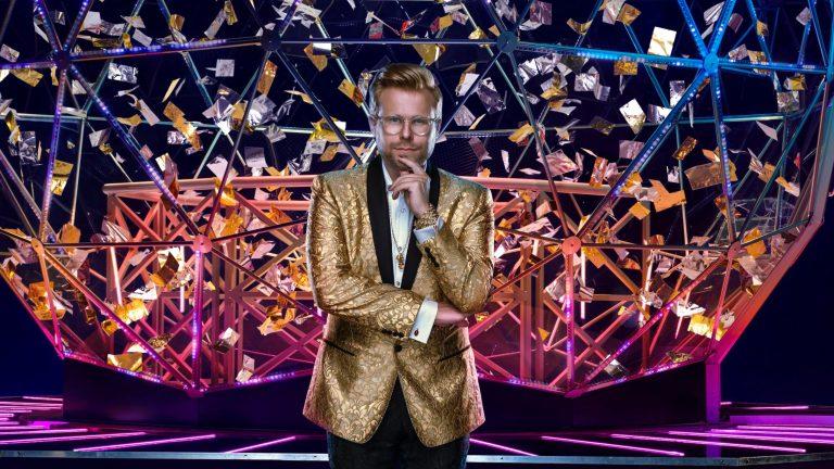 The Crystal Maze Adam Conover Nickelodeon