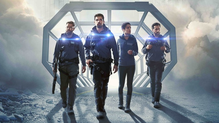 The Expanse Season 4 poster
