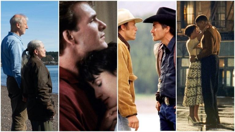 Best Romance Movies Amazon - Still Mine, Ghost, Brokeback Mountain, Sylvie's Love
