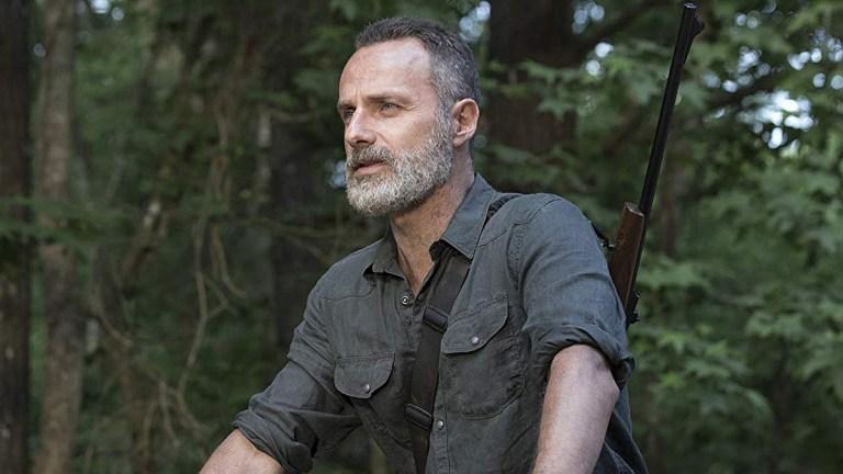 The Walking Dead, Andrew Lincoln, The Bridge; AMC