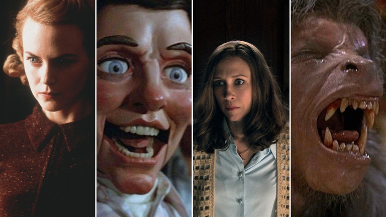 The Others and The Conjuring 2 on HBO Max