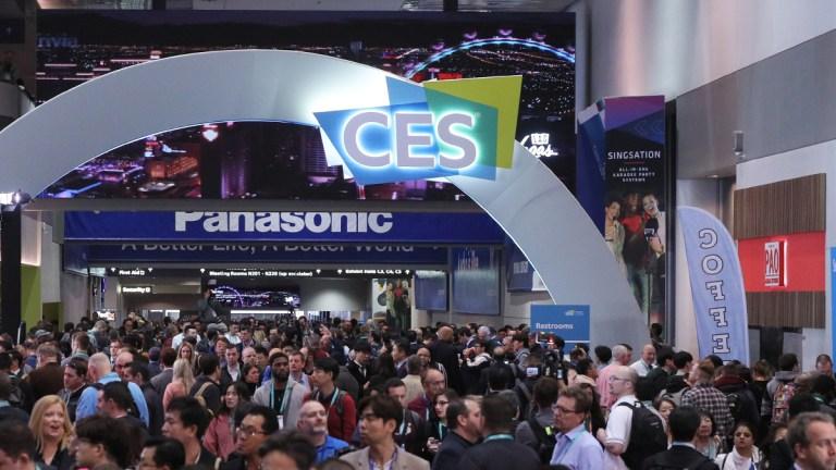 CES 2020 Convention