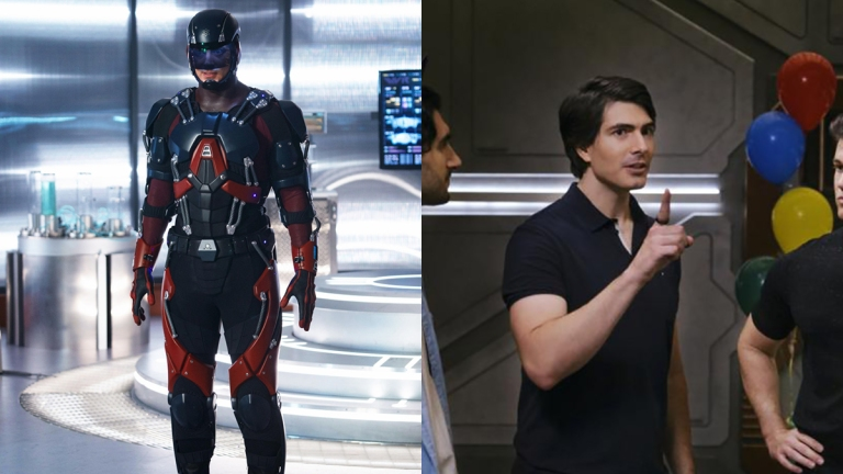Brandon Routh as Ray Palmer in Legends of Tomorrow Season 5