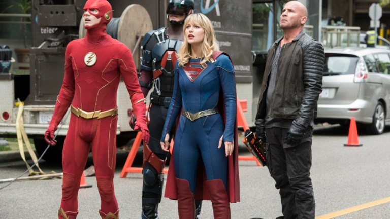 Crisis on Infinite Earths Finale Review: Arrow and Legends of Tomorrow
