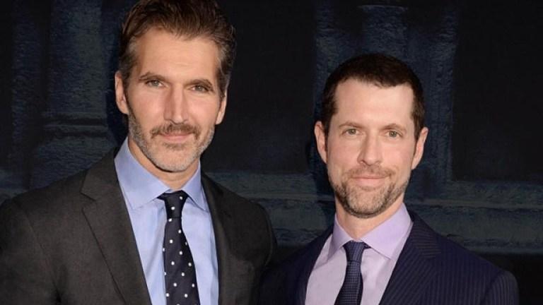 David Benioff and D.B. Weiss; HBO/Jeff Kravitz
