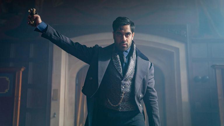 Sacha Dhawan as The Master in Doctor Who Season 12