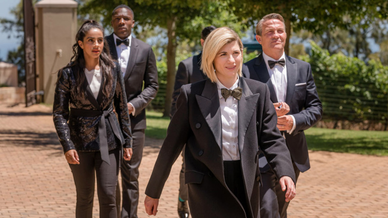 Doctor Who Series 12 Episode 1