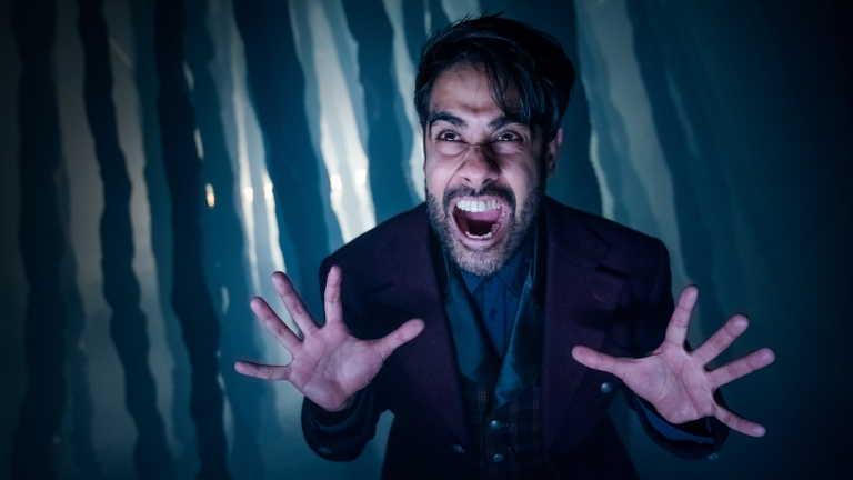 Sacha Dhawan in Doctor Who series 12