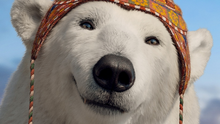 Yoshi the Bear (John Cena) in Dolittle
