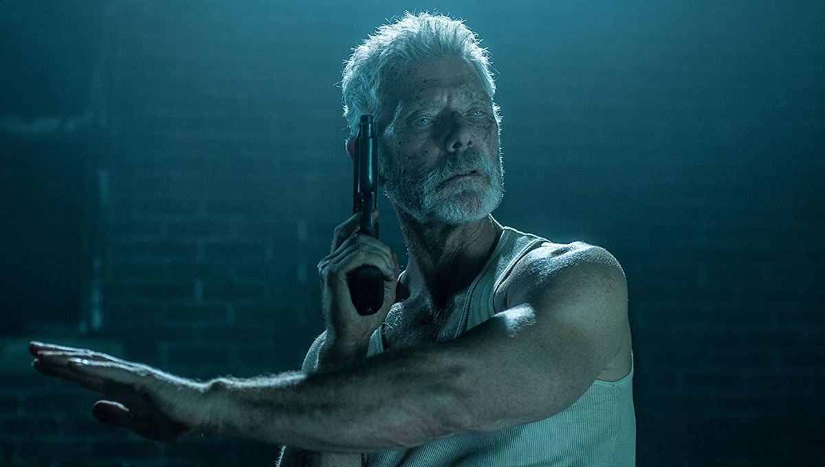 Don't Breathe 2 Set with Director Rodo Sayagues | Den of Geek
