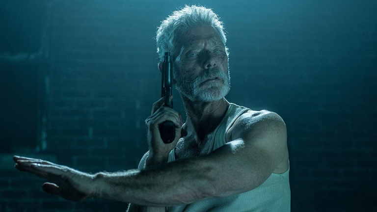 Stephen Lang in Don't Breathe; Sony Pictures
