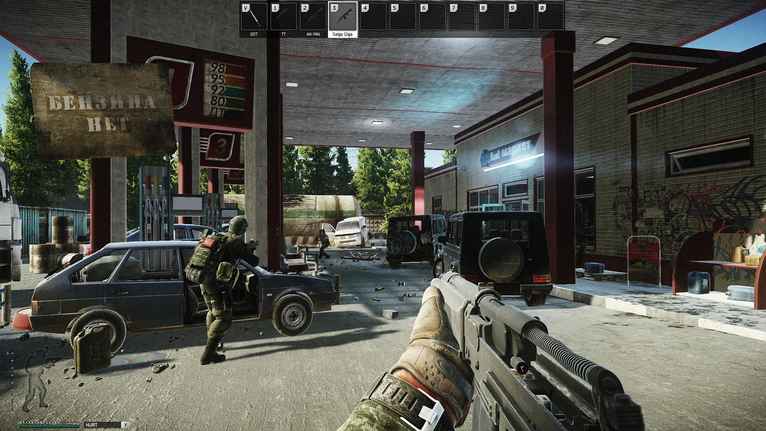 Escape From Tarkov Developers Refuse to Add Playable ...