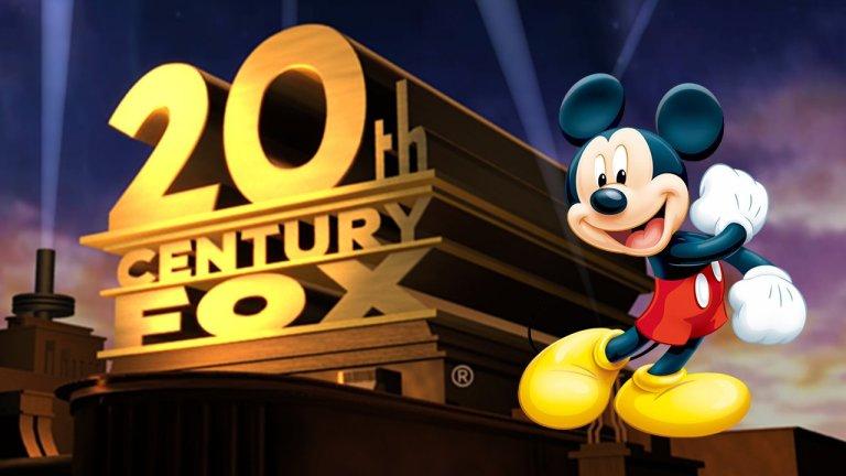 20th Century Fox and Disney
