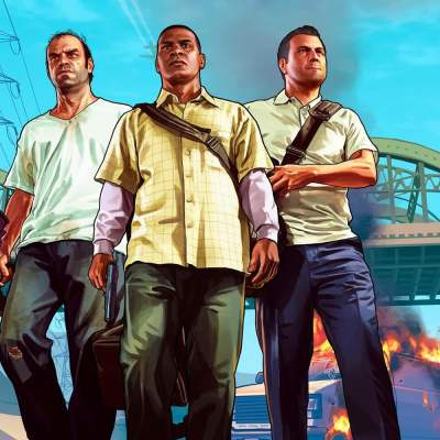Grand Theft Auto 5 Best Selling Game