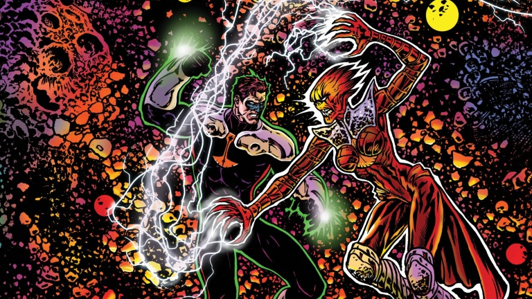 Green Lantern Blackstars 3 Preview Header