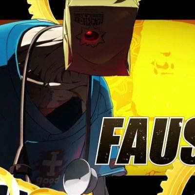 Guilty Gear Strive: Faust