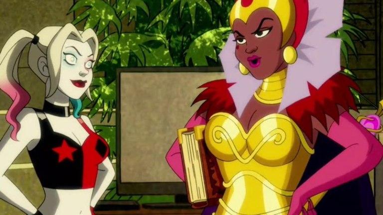 Harley Quinn Episode 7 Still