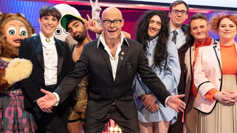 Harry Hill's Clubnite on Channel 4