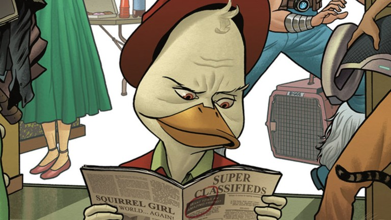 Howard the Duck Hulu