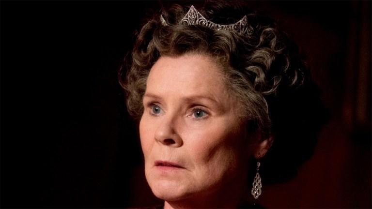 Imelda Staunton in Downton Abbey the movie