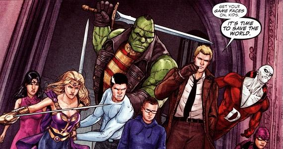 Justice League Dark in DC Comics