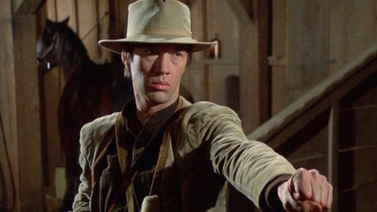 David Carradine on Kung Fu; Warner Bros. Television