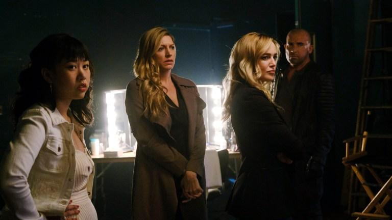 Legends of Tomorrow Season 5 Episode 1 Review: Meet the Legends