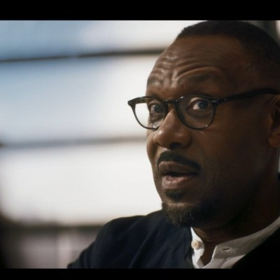 """Lenny Henry as Barton in Doctor Who """"Spyfall"""""""
