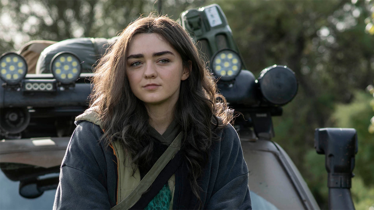 Maisie Williams in Two Weeks To Live on Sky